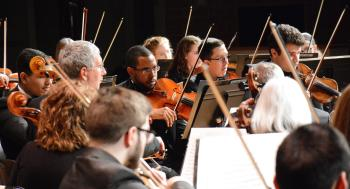 The Hendricks Symphony Orchestra salutes our veterans on Nov. 8 and Nov. 10.