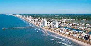 Explore North Myrtle Beach-The Best Family Beach Vacation