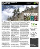 The Post - Devils Postpile Information Cover