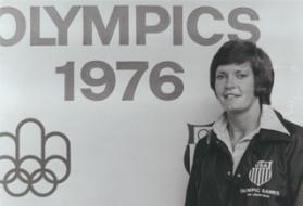 Pat Head Summitt at Olympics
