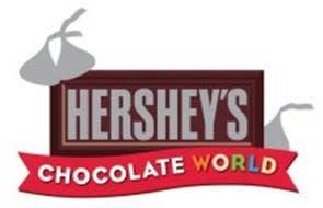 Hershey's Chocolate World Logo