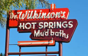 Dr Wilkinsons Hot Springs Resort