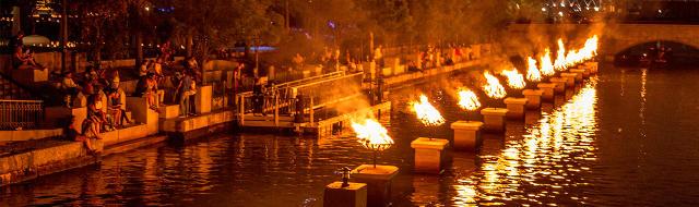 WaterFire 2017