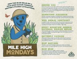 Mile High Mondays_Safari