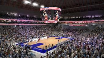 Dickies Arena - Basketball
