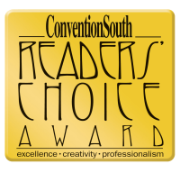 Convention South Readers Choice Award Graphic