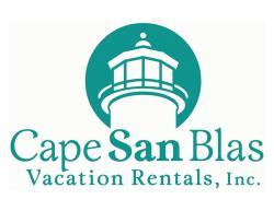 Cape San Blas Vacation Rentals logo