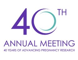 Society for Maternal-Fetal Medicine 40th Annual Meeting