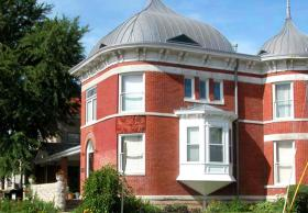 Charles Curtis House Museum