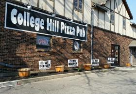 College Hill Pizza Pub