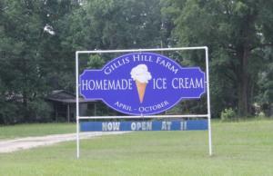 Gillis Ice Cream