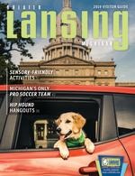 2019 Greater Lansing Michigan Visitor Guide Cover