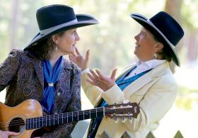 Music for a Sunday Afternoon: Judy Coder and Jennifer Epps