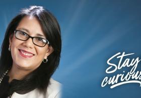 Mayor de la Isla Shares Her Story