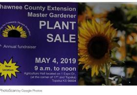 Shawnee County Extension Master Gardener PLANT SALE
