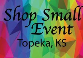 Fall Shop Small in Topeka