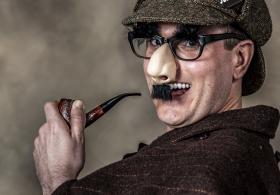 Ken Ludwig's Baskerville-A Sherlock Holmes Mystery