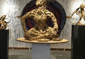 Armando Bogarin - Visiting Artist: Installation Art