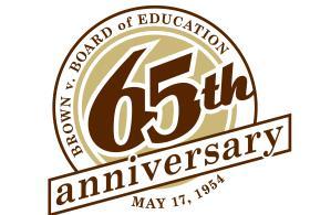 Brown v Board 65th Anniversary Celebration