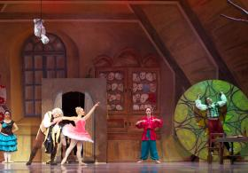 Ballet Midwest presents Coppelia