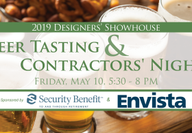 Beer Tasting & Contractors' Night at Designers' Showhouse