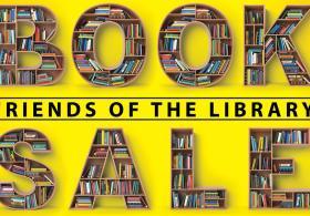 Friends Book & Media Sale