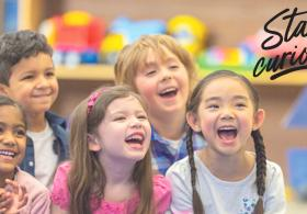 Week of the Young Child: Ready, Get Set, Kindergarten!