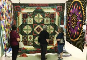 2019 Kansas Capitol Quilt Guild Quilt Show