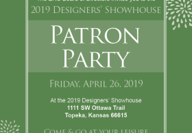2019 Designers' Showhouse Patron Party