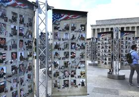 Remembering Our Fallen Exhibit