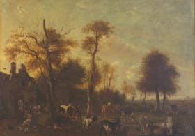 Updates in Endangered Art:  a conservation project