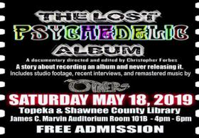 """The Lost Psychedelic Album"" Documentary Screening - Free Admission"