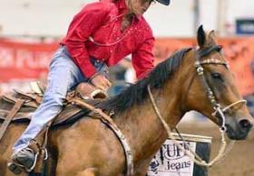 Cowgirl Tuff Barrel Bash