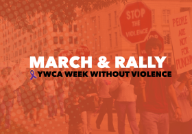 March & Rally: Week Without Violence