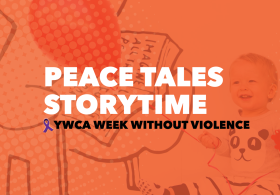 Week Without Violence: Peace Tales Storytime at KCDC