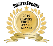 2019 Readers' Choice Award Winner SportsEvents