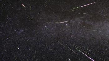 View the Perseid meteor shower at McCloud Nature Park on Saturday night (credit: NASA)