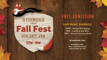 Wyndridge Fall Fest