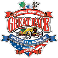 The Great Race 2019 Logo