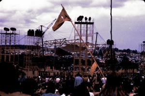 Woodstock Concert Stage