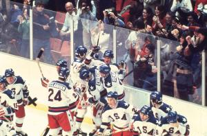 1980 Olympic Hockey Victory