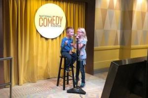National Comedy Center Family Fun Days