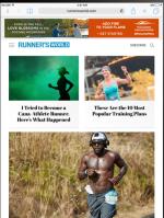2017 Fall Marketing Campaign - Online - Pocono Mountains Visitors Bureau - Runners World