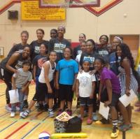 Hoopin' It Up with the Seattle Storm WNBA Champions