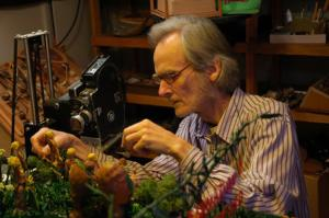 Bruce Bickford, Seattle's famous claymation artist