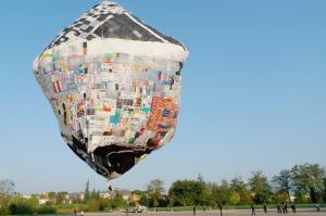 Bag balloon