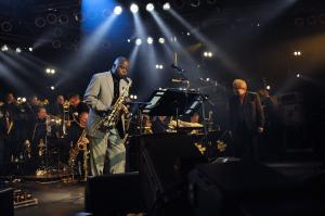 Maceo Parker and the Ray Charles Orchestra featuring The Raelettes