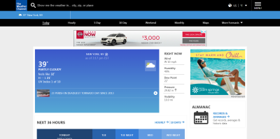 Marketing Weather.com