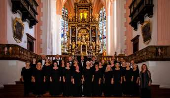 Cuesta Concord Chorus (North County): Bon Voyage to England & Normandy