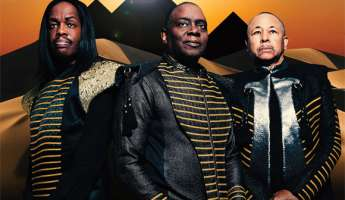 Earth, Wind & Fire Live in Concert